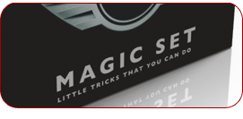 Branded Magic Sets